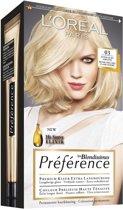 L'Oréal Paris Preference Récital - 03 Asblond - Haarkleuring