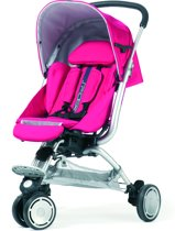 Mutsy Spider - Buggy - Roze