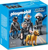 Playmobil Arrestatieteam - 5565