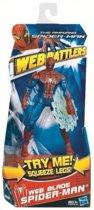Spiderman Web battler figure