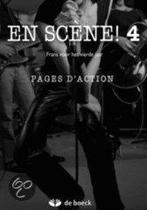 En scène! 4 - werkboek