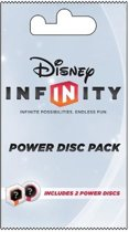 Disney Infinity 2 Power Discs Pack 3DS + Wii + Wii U + PS3 + Xbox 360