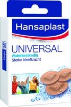 Hansaplast Universal Ronde Pleisters 50st