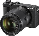 Nikon 1 J5 + 10-100mm - Systeemcamera - Zwart