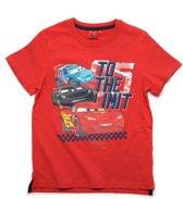 Disney Cars Jongens T-shirt - rood - Maat 128