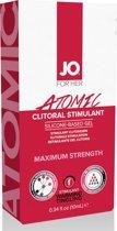 System JO Clitoral Gel Atomic 10 CC - 10 ml - Stimulerend Middel