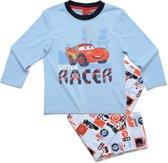 Disney Cars Jongens Pyjama - lichtblauw - Maat 128
