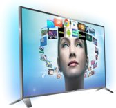 Philips 55PUS8809 - Led-tv - 55 inch - Ultra HD/4K - Smart tv met Android