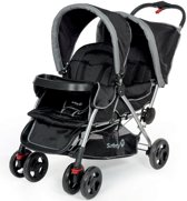 Safety 1st - Tandem Duodeal Full Black - 2014