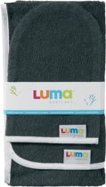 Luma - Commodedoek en Washand - Dark Grey