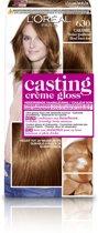 L'Oréal Paris Casting Crème Gloss - 631 Caramel - Crèmekleuring