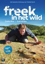 Freek In Het Wild - Costa Rica & Zuid Afrika