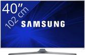 Samsung UE40J5510 - Led-tv - 40 inch - Full HD - Smart-tv - Wit