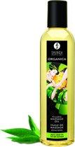 Shunga - Afrodisiac Olie Organica Groene Thee - Glijmiddel