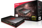 AVerMedia 61C2850000AB-CED - Game Capture HD II for Xbox One, PS4 and Wii U