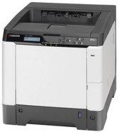 ECOSYS P6026cdn A4 kleuren laserprinter26ppm 500 vel papiercassette 50 vel handinvoer duplex netwerk 512MB