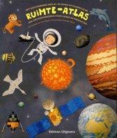 Prentenboek Ruimte-atlas