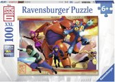 Ravensburger DBI: Disney Big Hero 6 - Legpuzzel - 100 Stukjes