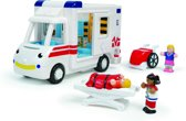 WOW Toys Robin's Medical Rescue - Ziekenauto