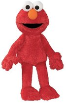 Pluche Elmo Sesamstraat knuffel 38 cm