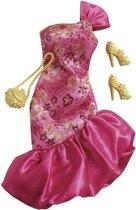 Barbie Fashionistas roze