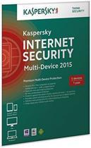 Kaspersky Lab Internet Security - Multi-Device 2015