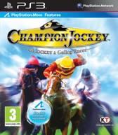 Champion Jockey (G1 Jockey & Gallop Racer)  PS3