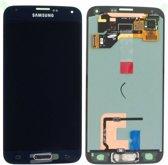 Reparatie-onderdeel voor: Samsung Lcd Display Module G900F Galaxy S5, Zwart, GH97-15734B;GH97-15959B