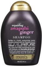 Organix Repairing Awapuhi Ginger  - 385 ml - Shampoo