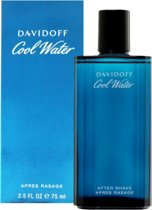 Davidoff Cool water men - Aftershave - 75 ml