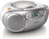Philips AZ127 - Radio/Cd-speler - Grijs