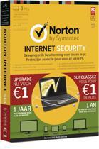 Symantec Norton Internet Security 2013 + Norton AntiTheft 1.0 - 3 Gebruikers / Nederlands (XMAS Bundel)