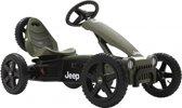 BERG Jeep® Adventure Pedal go-kart - Skelter