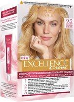 L'Oréal Paris Ecellence - 9.3 Zeer Licht Goudblond - Crème