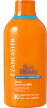 Lancaster - Sun Beauty Sublime Tan - SPF 10 - 400 ml - Zonnemelk