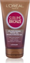 L'Oréal Paris Sublime Bronze Fresh Feel Gel - Zelfbruiner