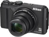 Nikon COOLPIX S9900 - Zwart