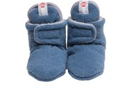 Lodger Baby Slipper fleece - 6-12 mnd - Stone