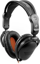 Steelseries 3H V2 Wired Stereo Gaming Headset - Zwart (PS4 + Xbox One + PC + MAC + Mobile)