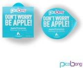 PicoBong - Appel & Kaneel Massage Olie Kaars  - Glijmiddel