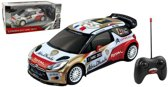 Rc Citroen Ds3 Wrc 1:20