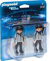 Playmobil Hockey scheidsrechters - 6191