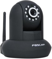 Foscam - FI9821P indoor HD PT camera - Zwart