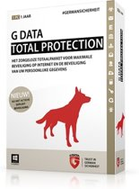 G DATA Total Protection, 3PC, 2 Year, ESD