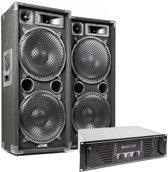 MAX 'Dark Night 212' geluidsinstallatie - 2800W max.