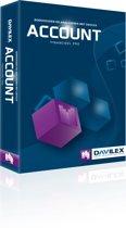 Davilex Account Pro. Uitgebreid boekhouden en optimaal inzicht.