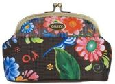 Oilily Russian Rose Frame Cosmeticbag Walnut