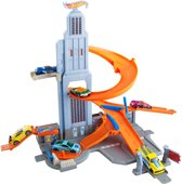 Hot Wheels - Skyscraper Spiraalbaan