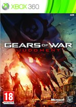 Gears Of War - Judgment - Xbox 360