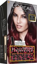 L'Oreal Paris Preference Ombre 6.66 Red - Haarkleuring